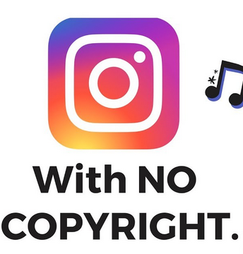 Copyrights video in instagram