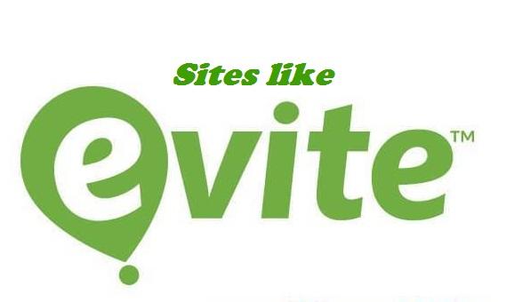 alternative sites like evite