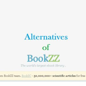 Bookzz.org alternatives