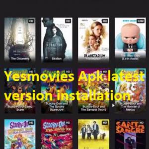 yesmovies.com website