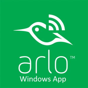 Arlo windows app pc