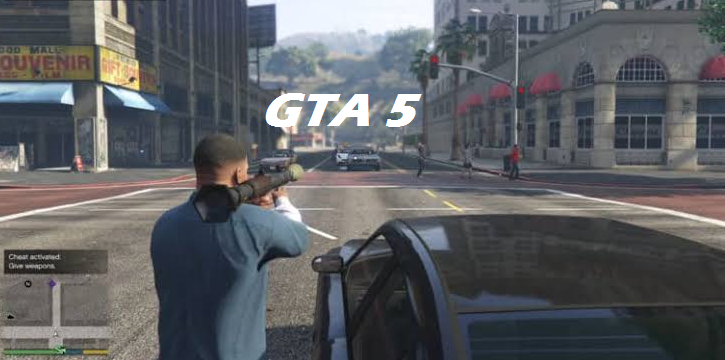 GTA V apk game