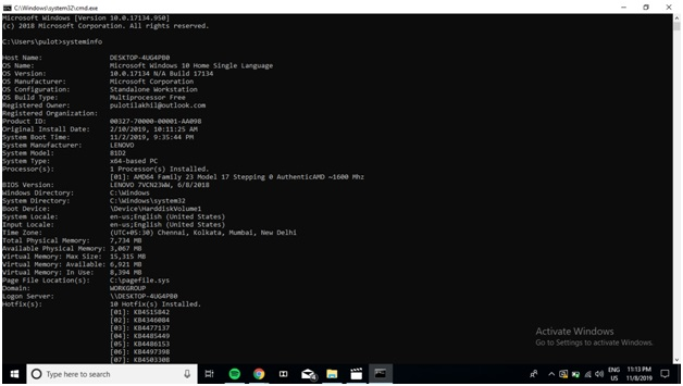 Windows PowerShell alternative