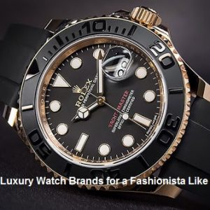 Best luxury brand watches