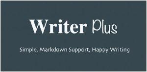 writer plus