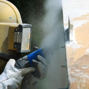 Sandblasting applications